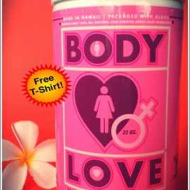 Female Body Love Cleanse 32oz