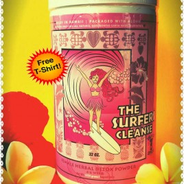 Female Surfer Cleanse 32oz