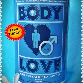 Male Body Love Cleanse 32oz