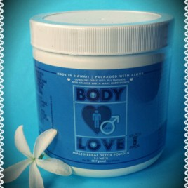 Male Body Love Cleanse 16oz