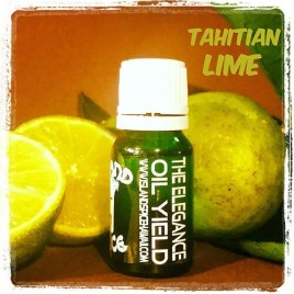 Tahitian Lime Essential Oil