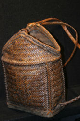 Back Pack Head Basket