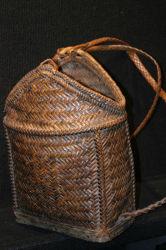 Back Pack Head Basket